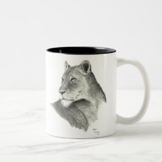 Lion's Pride Coffee Cup