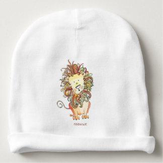 Lion's 'Rawr' Baby Beanie