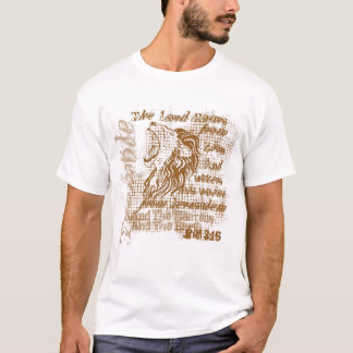 """""""Lions Roar"""" Christian T Shirt"""