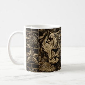 Lion's Third Roar Coffee Mug