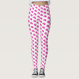 Lip Biter Leggings! Leggings