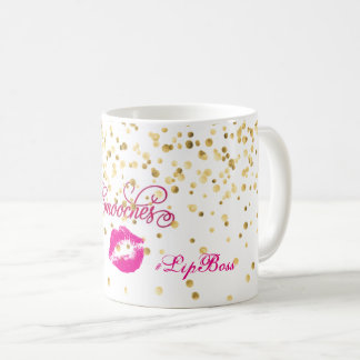 Lip Boss Coffee Mug