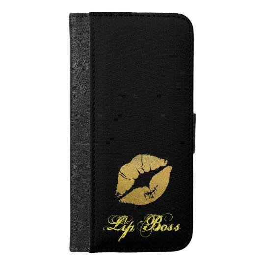 Lip Boss iPhone 6 Plus Wallet Case