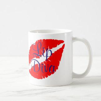 Lip Diva Mug