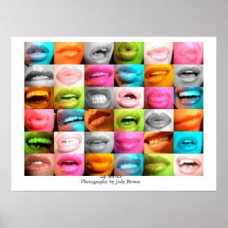 Lip Service Poster