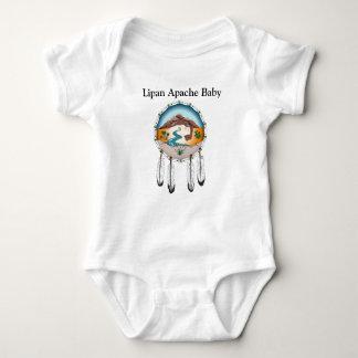 Lipan Apache Baby Jersey Bodysuit