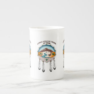 Lipan Apache Tribe of Texas Bone China Mug 10 oz