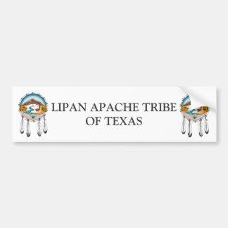 Lipan Apache Tribe of Texas Bumper Sticker