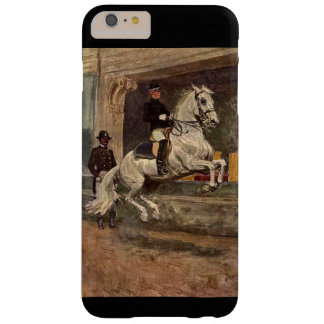 Lipizzan Croupade Dressage Phone Cases