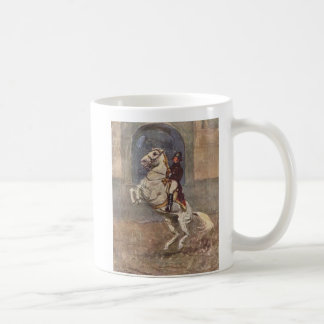 Lipizzan Stallion Dressage: Courbette Mug