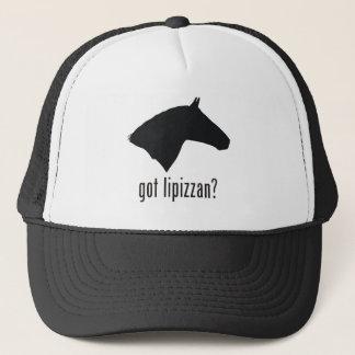 Lipizzan Trucker Hat