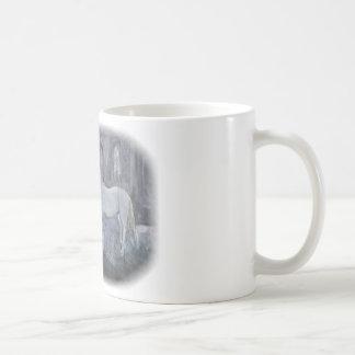 Lipizzaners in Vienna Coffee Mug