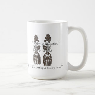 Liposuction: Skin & Bones Speak Series Coffee Mug