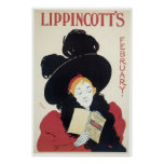 Lippincott's February Posters
