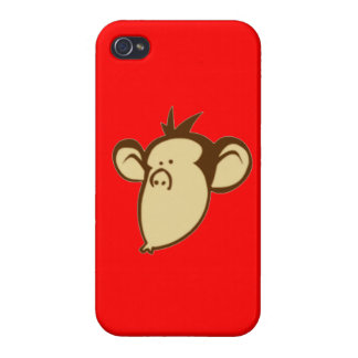 Lippy Monkey iPhone 4 Covers
