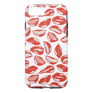 Lips3_03_B_Hoch.ai iPhone 8/7 Case
