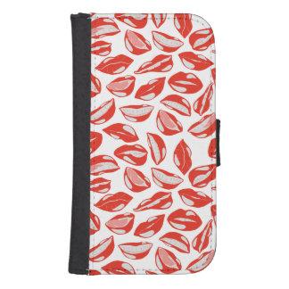 Lips3_03_B_Hoch.ai Samsung S4 Wallet Case