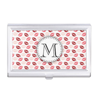 Lips Case For Business Cards