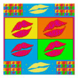 Lips for posters
