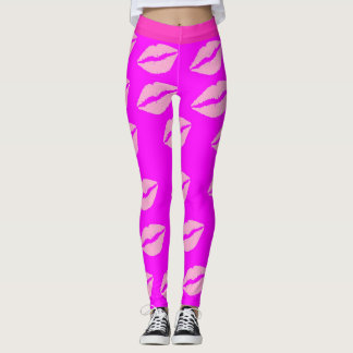 Lips Leggings