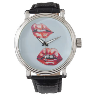 lips lips watch