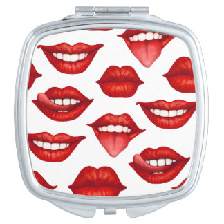 Lips Mirror For Makeup