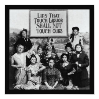 Lips That Touch Liquor Shall Not Touch Ours Personalized Announcement