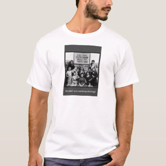 Lips That Touch Liquor Shall Not Touch Ours T-Shirt