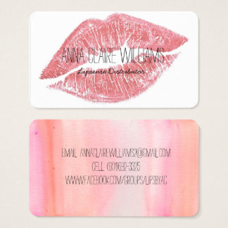 Lipsense Business Card