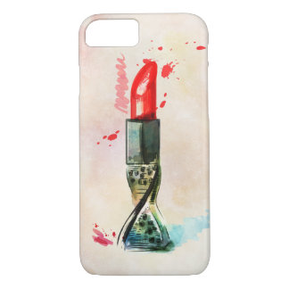 Lipstick - cosmetic Apple iPhone 8/7 Case