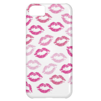 Lipstick Kisses iPhone 5C Cover