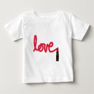 Lipstick Love Baby T-Shirt
