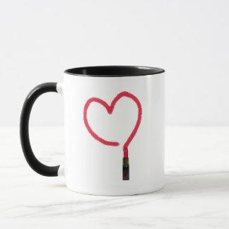 Lipstick Love Mug