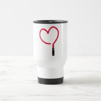 Lipstick Love Travel Mug