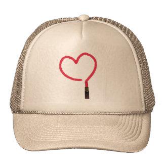 Lipstick Love Trucker Hat