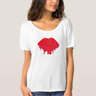 Lipstick Melt T-Shirt