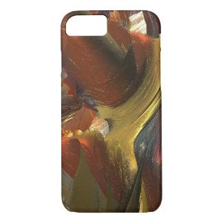 LIQUID ABSTRACT MANDELBULB 3D FRACTAL IMG iPhone 7 CASE