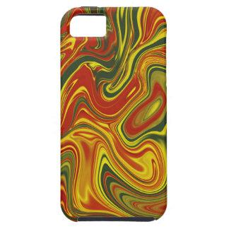 Liquid Bohemian iPhone 5 Cover