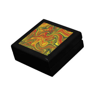 Liquid Bohemian Trinket Box