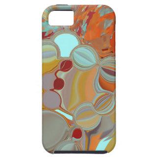 Liquid Bubbles Abstract Design iPhone 5 Cases