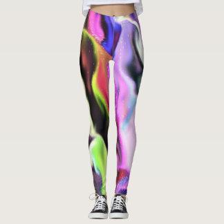 Liquid Color (5) Leggings