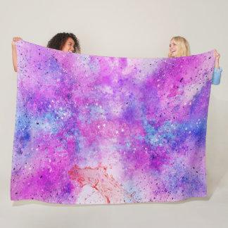 Liquid Color Dream Fleece Blanket