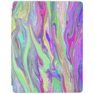 Liquid Color iPad Cover