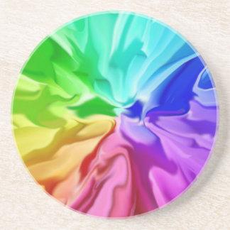 Liquid Colour Coaster