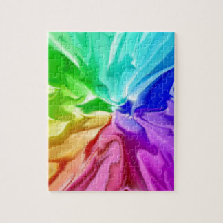 Liquid Colour Jigsaw Puzzle