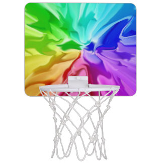 Liquid Colour Mini Basketball Hoop