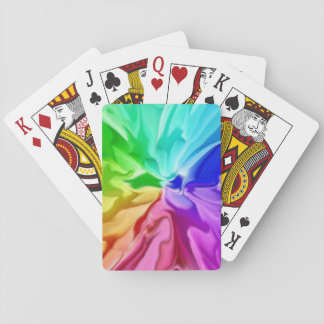 Liquid Colour Playing Cards