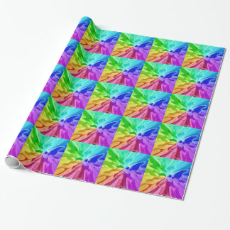 Liquid Colour Wrapping Paper