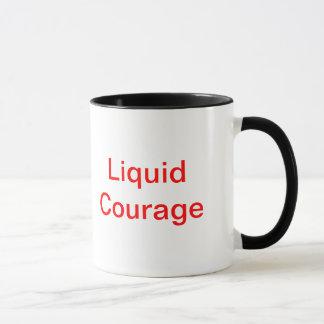 liquid courage mug