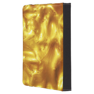 Liquid,faux,gold,pattern,shiny,hipster,fun,trendy, Kindle 4 Case